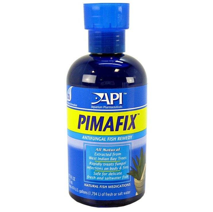 Pimafix Fish Medication / Size 8 Oz.
