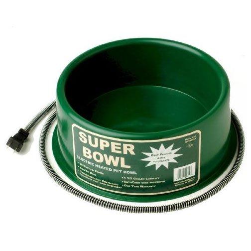 Heated Pet Water Bowl 60 Watt