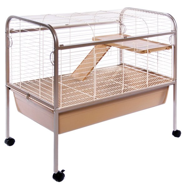 Deluxe Small Pet Cage 33.5 x 20.5 x 33 in.