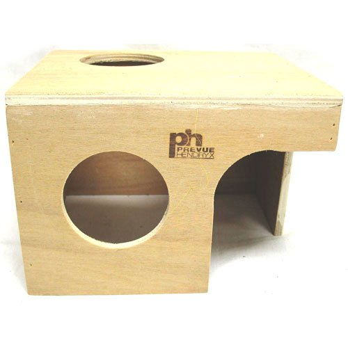 Wood Guinea Pig Hut Best Price