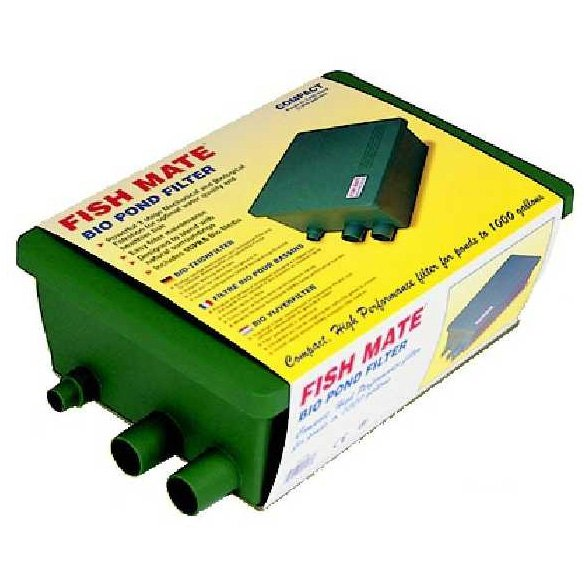 Fish Mate Compact Bio Pond Filter 1000 Gallon