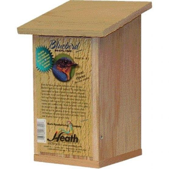 Heath Bluebird Bird House Best Price
