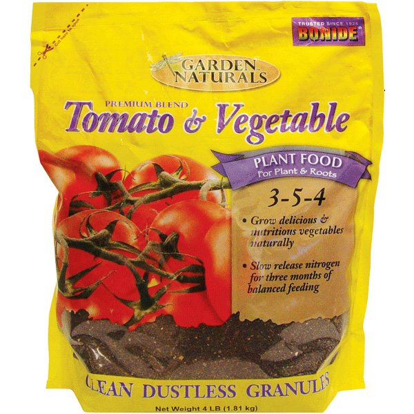 Organic Tomato and Vegetable Food 4 lb Best Price