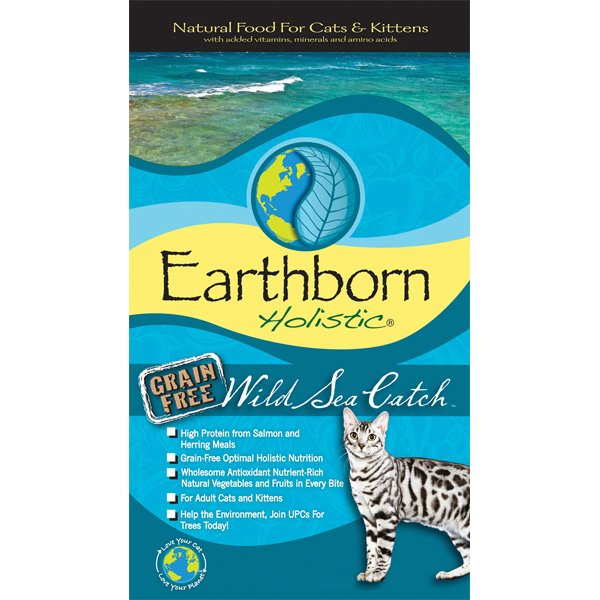 Earthborn Wild Sea Catch Feline - 14 lbs Best Price