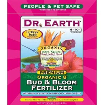 Bud and Bloom Fertilizer - 25 lbs Best Price