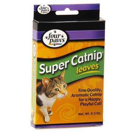 Super Catnip Leaves and Blossoms 0.5 oz Best Price