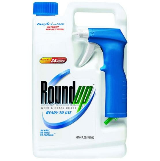 Round Up Weed And Grass Killer 0.5 gal. (Case of 6) Best Price