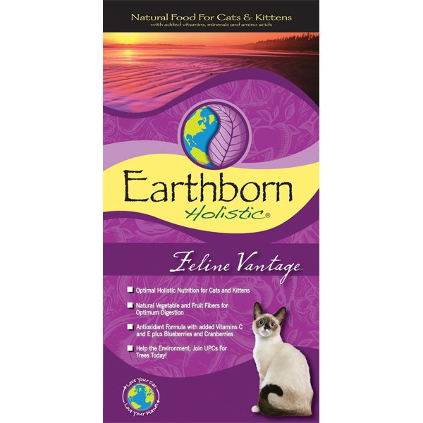 Earthborn Feline Vantage 2.2 lbs ea. (Case of 8) Best Price