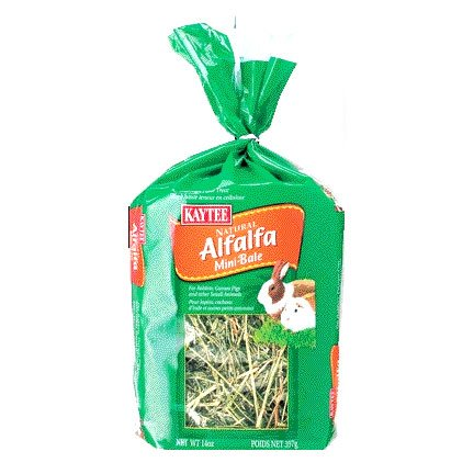 Alfalfa Minibale for Small Pets / Size (14 oz.) Best Price