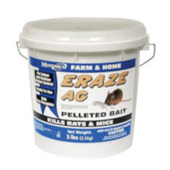 Eraze AG Rodent Pellets - 5 lbs Best Price