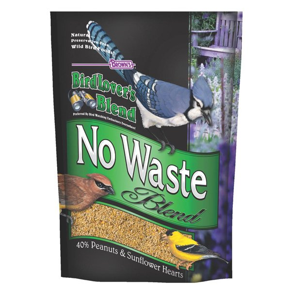 BirdLovers Blend No Waste Bird Seed / Size (5 lb) Best Price