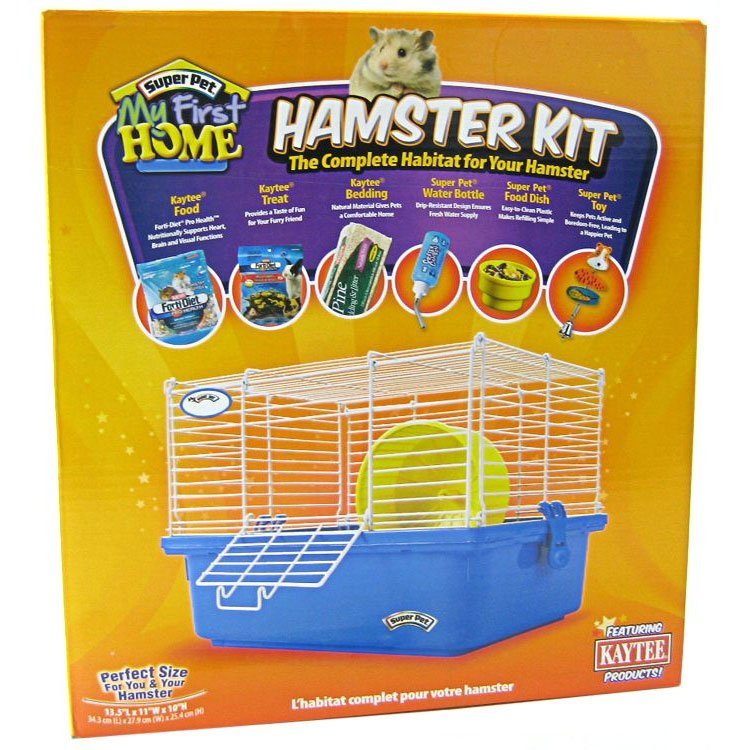 My First Home Hamster Kit Best Price