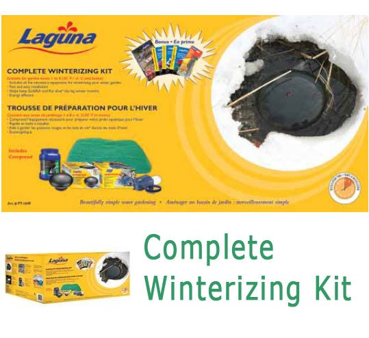 Complete Pond Winterizing Kit Best Price