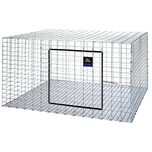 Galvanized Wire Rabbit Hutch - 30x30 in. Best Price