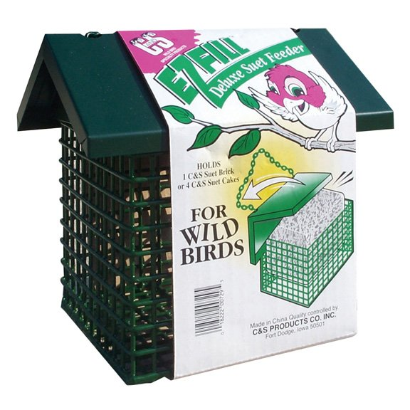 EZ Fill Deluxe Triple Basket Suet Feeder - 6.25 in. Best Price