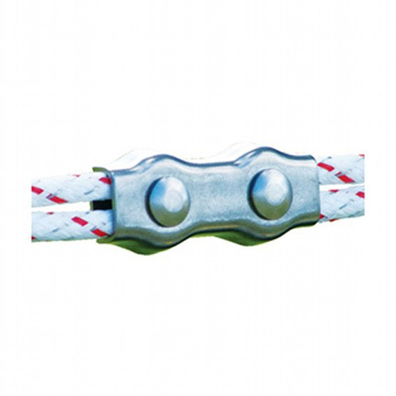 Rope/Braid Clamp for Fencing - 7 cm / 3 pack. Best Price