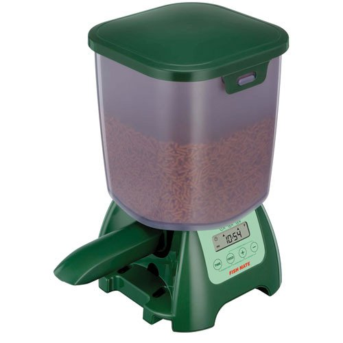 Fish Mate P7000 Pond Fish Feeder Best Price