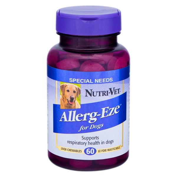 Allerg-Eze for Dog Allergies - 60 ct. Best Price