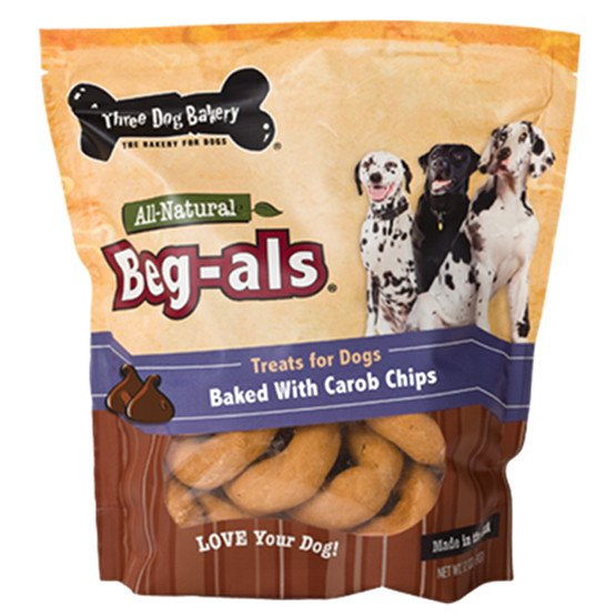 Beg Als Treats For Dogs Carob Chip / 32 Oz.