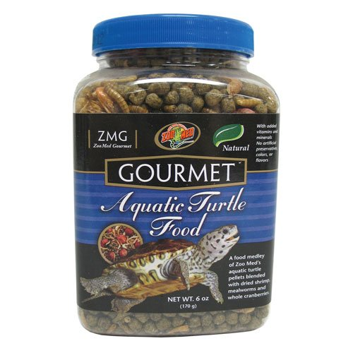 Gourmet Aquatic Turtle Food 6 oz Best Price