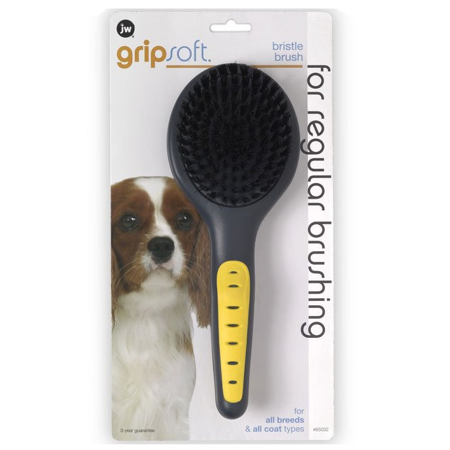 Dog Gripsoft Bristle Brush Best Price