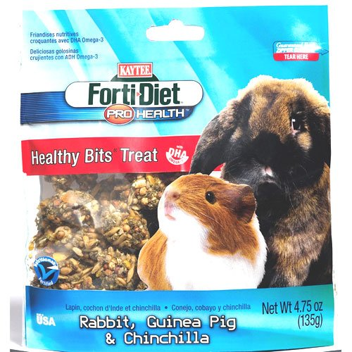 Forti Diet Healthy Bits For Rabbits And Guinea Pigs 4 Oz.
