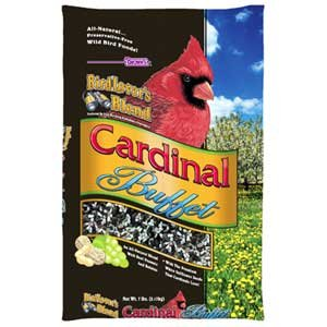 Bird Lovers Blend Cardinal Buffet Bird Food Case Of 6