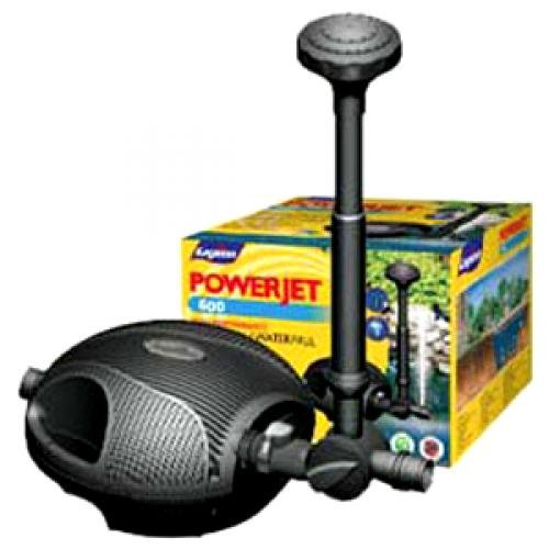 Powerjet Fountain Pump Kit / Pump Size Powerjet 600