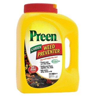 Preen Garden Weed Preventer / Size (Canister 5 lbs.) Best Price