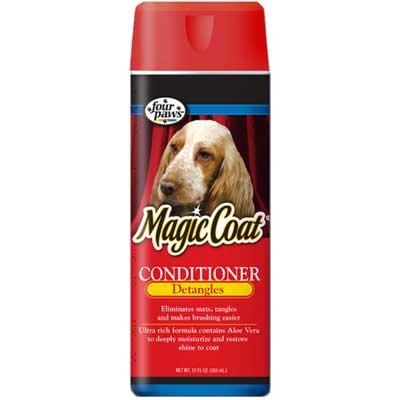 Magic Coat Dog Conditioner Detangler 16 Oz.