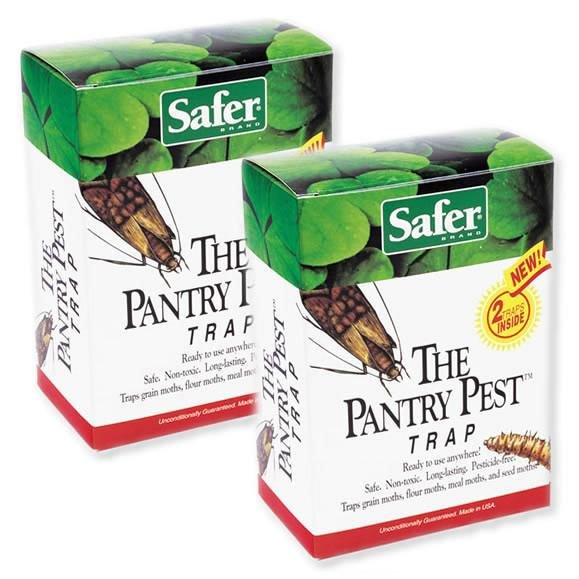 Safer Brand The Pantry Pest Trap  2 pack Best Price