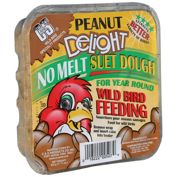 Peanut Delight Suet Dough  / Qty (1) Best Price