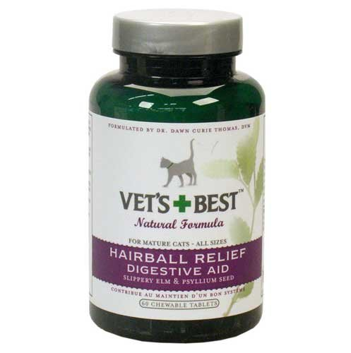 Hairball Relief Digestive Aid For Cats - 60 ct. Best Price