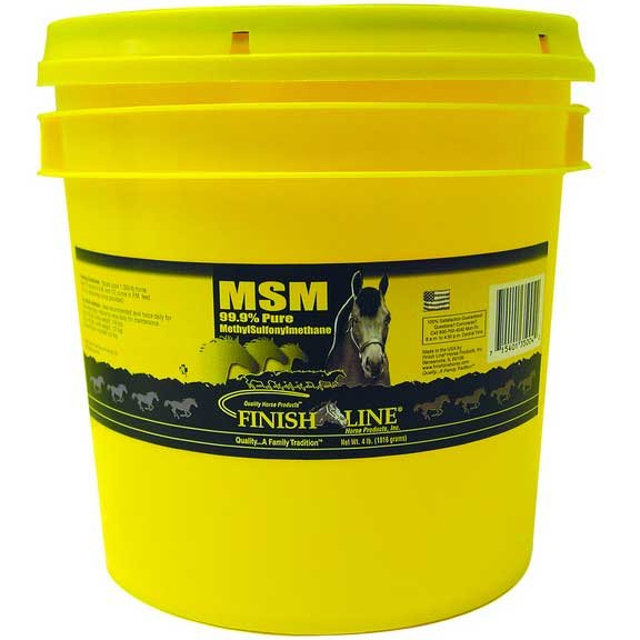 Finish Line Equine MSM / Size (4 lbs.) Best Price
