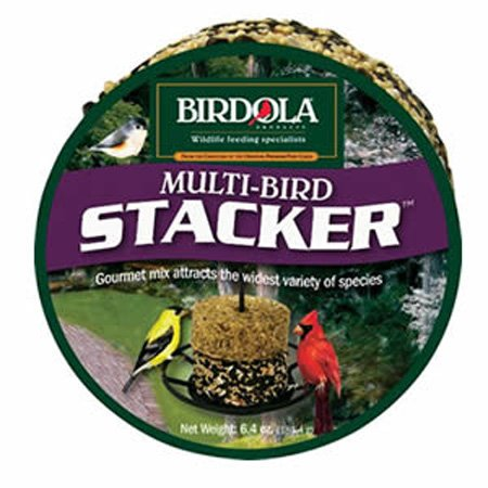 Multi Bird Blend Stacker Cake 0.4 Lbs