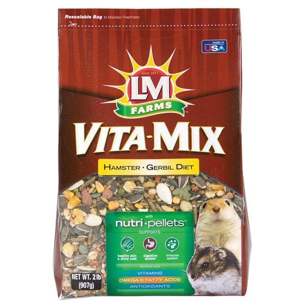 Lm Vita Mix Hamster/gerbil 2 Lbs