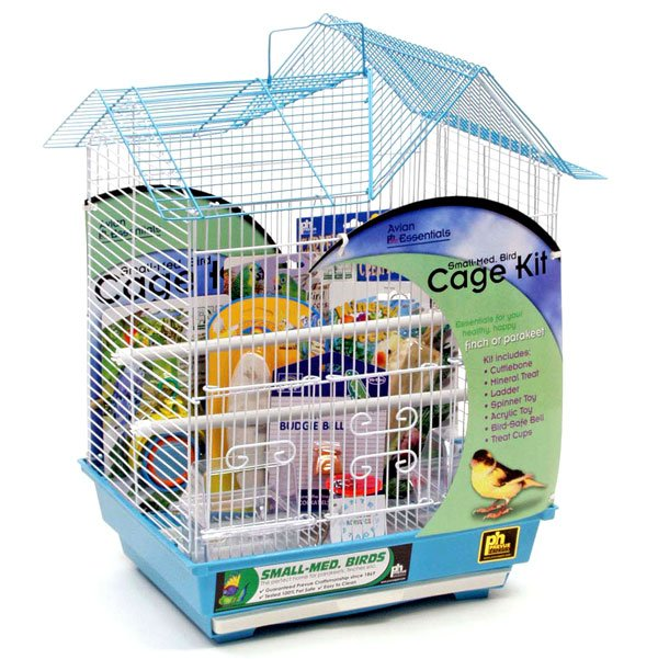 Double Roof Bird Cage Kit Best Price