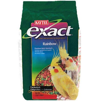 Cockatiel Exact Rainbow 3 lbs Best Price