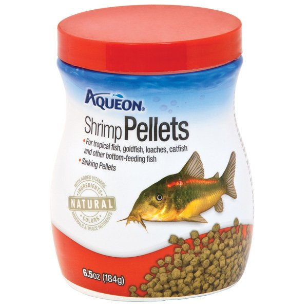 Aqueon Shrimp Pellets 6.5 Oz.