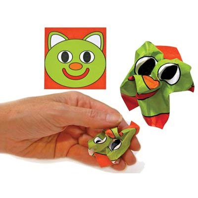 Crinkle and Toss Paper Catnip Toy Best Price