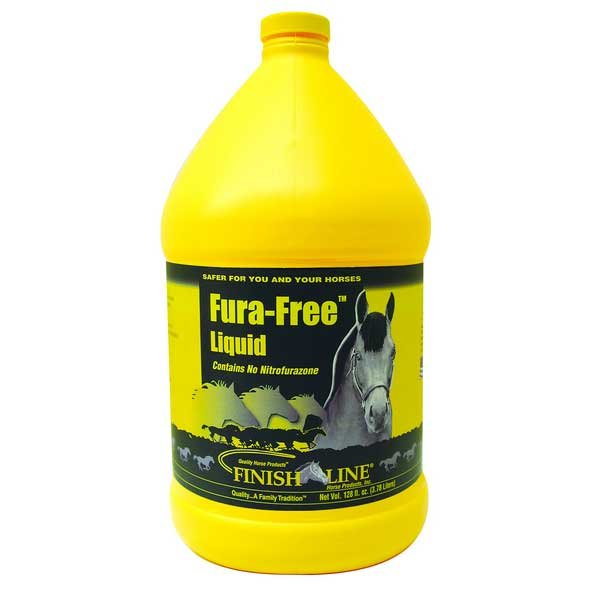 Equine Fura-free Liquid / Size (Gallon) Best Price