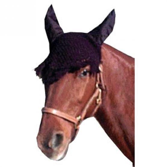Fly Veil for Horses - Black Best Price