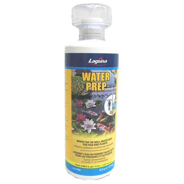 Laguna Water Prep for Ponds / Size (16 oz.) Best Price