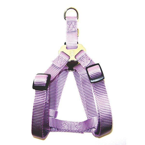 Adjustable Step-In Dog Harness / Size (Lavender 20-30 in.) Best Price