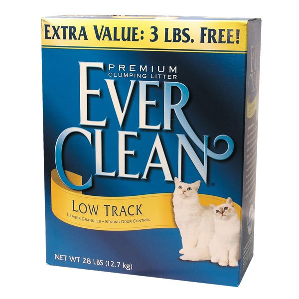 Ever Clean Clumping Litter W/ Fresh Guard / Size 25 Lb
