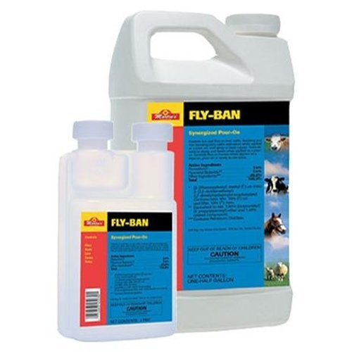 Fly-ban Synergized 7.4% Pouron - 2.5 gallon Best Price