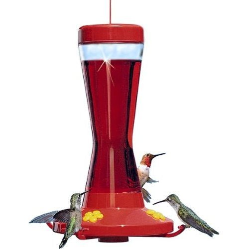 Glass HummingBird Feeder Pinch-Waist - 16 oz. Best Price