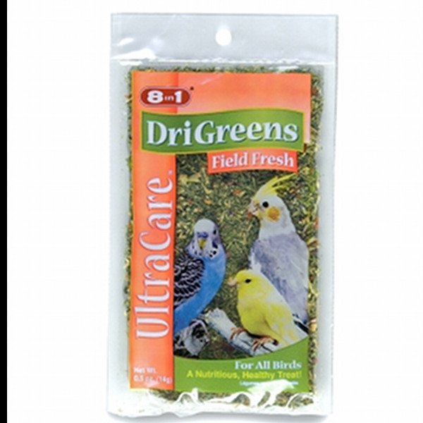 Dri-greens Bird Treats 0.5 oz. Best Price
