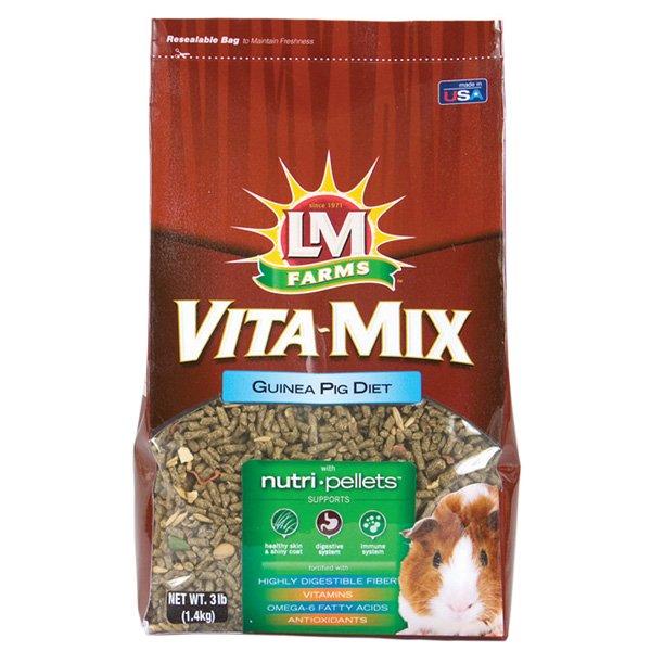 Lm Vita Mix Guinea Pig 3 Lbs.