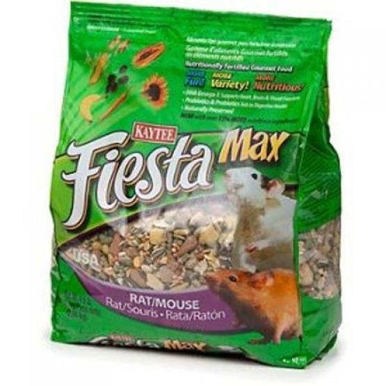 Fiesta Max Mouse And Rat 4.5 Lbs.